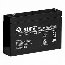 B.B. Battery HR9-6