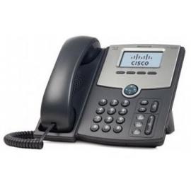 IP-телефон Cisco SB 1 Line IP Phone With Display, PoE, PC Port